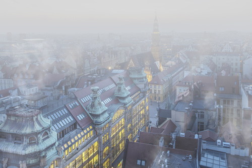 A városi légszennyezés ultrafinom részecskéi súlyos veszélyt jelentenek az egészségre.