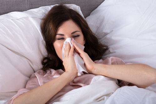 Gyógyító ételek arra az esetre, ha ágynak döntött az influenza