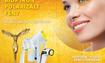 A Bioptron alkalmazása az anti-aging kezelés területén