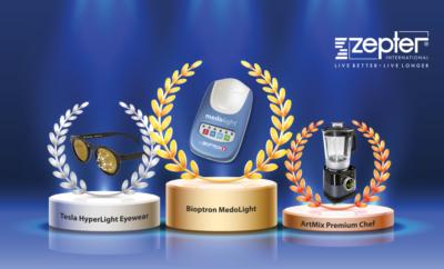 A Zepter legnépszerűbb termékei 2019-ben