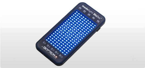 Bioptron Medolight BluDoc fényterápiás készülék