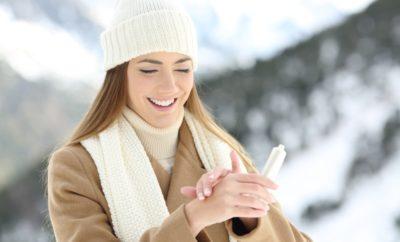 Téli kézápolási tippek. Fotó: Shutterstock