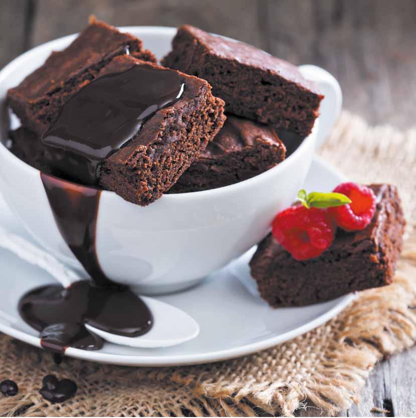 Csokoládés brownie