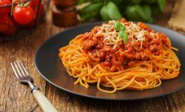 Spaghetti bolognese Zepter módra