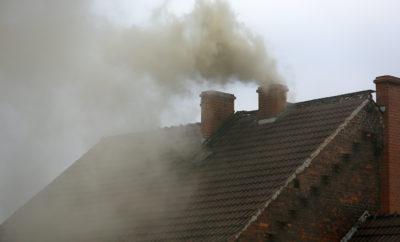 Korszerűtlen fűtés okozta légszennyezés